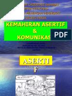 KEMAHIRAN ASERTIF