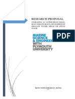 Research Proposal Plymouth