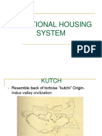 Traditional Housing System for Test
