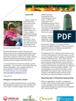 Spring 2009 Shropshire Master Composters Newsletter