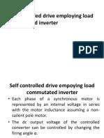 Synchronous Motor Drives - LCI