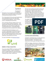 Summer 2009 Shropshire Master Composters Newsletter