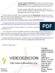 Manual Edicion de Video