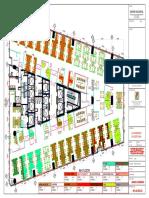 Partition Layout Plan Lt.6