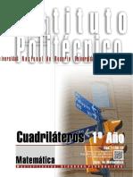 1106-16 MATEMATICA Cuadrilateros