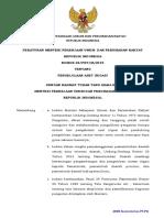 Permen PU No 23-PRT-M-2015 Tentang Pedoman Pengelolaan Aset Irigasi