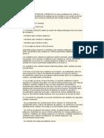 Normas Legales Para Disposicion de Residuos.