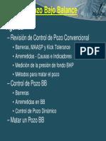 2B Well Control-Spanish