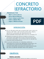 CONCRETO-REFRACTARIO DIAPOSITIVAS