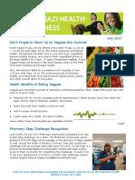 july wellness newsletter