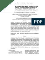 102927 ID Pengaruh Penerapan Model Pembelajaran Ko