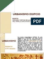 Clase Egipto - Urbanismo