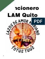 Cancionero L.a.M.