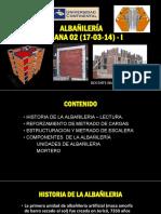 01historia de Albañileria