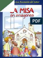 Partes de La Santa Misa en Imagenes