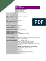 guía Neuropsicología