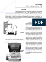 Flame Ionization Detector Overview