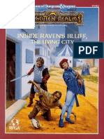 AD&D - Forgotten Realms - Inside Raven's Bluff - The Living City