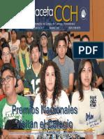 Gaceta CCH UNAM Mexico