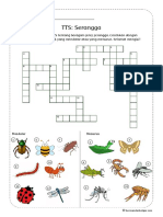 Tts Serangga