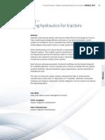 B1 E-Load-Sensing Tractors En