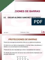Protecciones de Barras