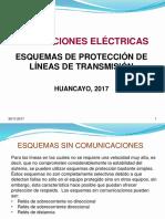 5. Esquemas de Proteccion de Lineas