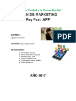 PLAN DE MARKETING Pay Fast Marketing