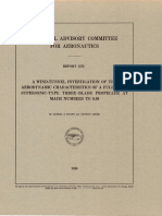 A Wind-tunnel Investigation of the Aerodynamic Characteristics of A