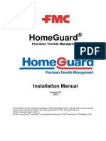 HomeGuard Installation Manual 5C 2015