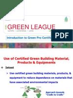 Green Pro - Igl (Pks, Mum)