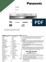 NV-VP30 Manual Complet(Engleza)