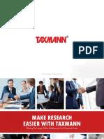 About Taxmann