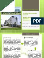 Pembangunan Keberlanjutan ITSB