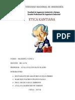 Ética Kantian