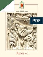 La lettera per Natale 2017 della S.E. Mons. Luigi Moretti