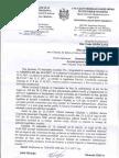 Raspunsul Oficiului Teritorial al Cancelariei de Stat