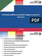 Achizitii Publice Seminar Aap Legea 131 (1)