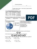 Simulado de Matemática Para a Prova Do 3º Periodo