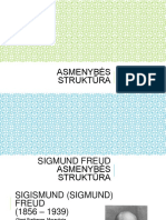Asmenybes Struktura