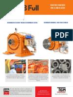 Tgm Folder Reductores Productos Planetario Linea Cana de Azucar g3 Full