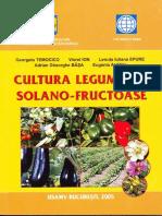 Cultura Legumelor Solano-fructoase