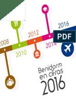 Benidorm en Cifras 2016 Web