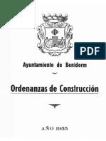 Ordenanzas de Construccion 1955 3