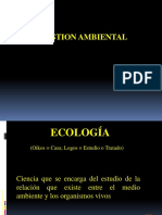 03 Gestion Ambiental (4) Legislación Peruana- Gestion Ambiental