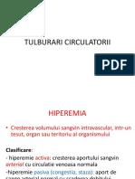 tulburari circulatorii 1