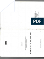Foucault e a microfísica texto