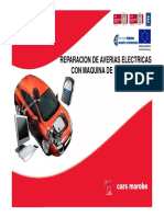 Reparacion de Averias Electricas Con Maquina de Diagnosis