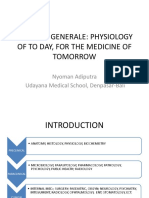 Lecture 11 Physiology Studium Generale