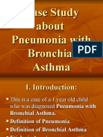 27442902 Power Point for the Case Study About Pneumonia